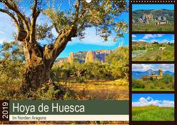 Hoya de Huesca – Im Norden Aragons (Wandkalender 2019 DIN A2 quer) von LianeM