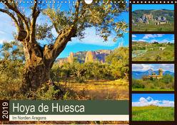 Hoya de Huesca – Im Norden Aragons (Wandkalender 2019 DIN A3 quer) von LianeM
