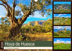 Hoya de Huesca – Im Norden Aragons (Wandkalender 2020 DIN A3 quer) von LianeM