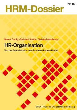 HR-Organisation von Abplanalp,  Christoph, Köhler,  Christoph, Oertig,  Marcel