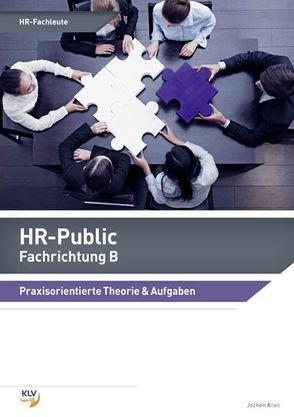 HR-Public Fachrichtung B von Kreil,  Jochen