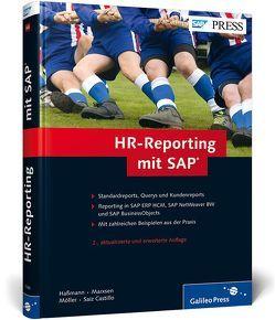 HR-Reporting mit SAP von Haßmann,  Richard, Marxsen,  Anja, Möller,  Sven-Olaf, Saiz Castillo,  Victor Gabriel