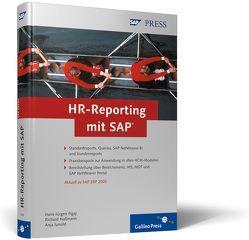 HR-Reporting mit SAP von Figaj,  Hans-Jürgen, Haßmann,  Richard, Marxsen,  Anja