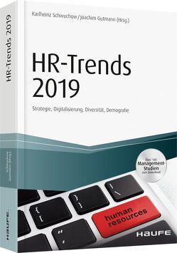 HR-Trends 2019 von Gutmann,  Joachim, Schwuchow,  Karlheinz