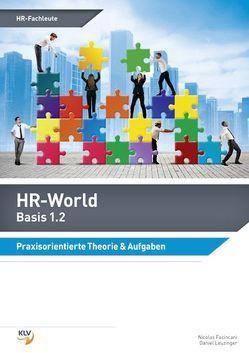 HR-World Basis 1.2 von Facincani,  Nicolas, Leuzinger,  Daniel