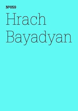 Hrach Bayadyan von Bayadan,  Hrach