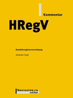 HRegV Kommentar von Vogel,  Alexander