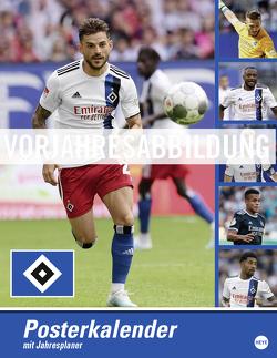 HSV Posterkalender Kalender 2021 von Heye