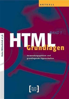 HTML / HTML Grundlagen von Wittenbrink,  Heinz