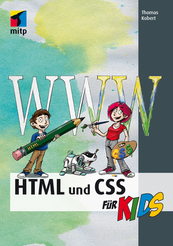 HTML und CSS von Kobert,  Thomas