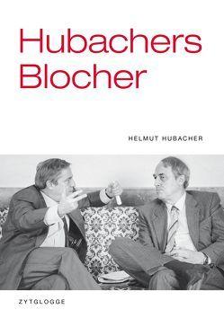 Hubachers Blocher von Hubacher,  Helmut