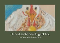Hubert sucht den Augenblick von Gerstenberger,  Marie, Zeiger,  Peter
