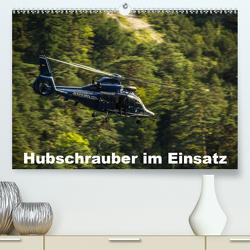 Hubschrauber im Einsatz (Premium, hochwertiger DIN A2 Wandkalender 2020, Kunstdruck in Hochglanz) von Schnell,  Heinrich