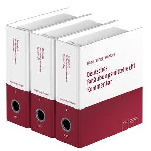 Hügel / Junge / Winkler Deutsches Betäubungsmittelrecht – Kommentar von Cremer-Schaeffer,  Peter, Rohr,  Annette, Winkler,  Karl-Rudolf