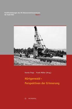 Hürtgenwald – Perspektiven der Erinnerung von Fings,  Karola, Möller,  Frank