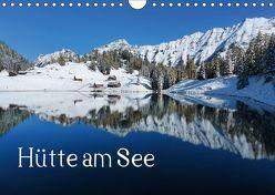 Hütte am See (Wandkalender 2019 DIN A4 quer) von Kramer,  Christa
