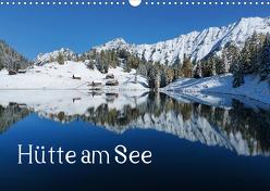 Hütte am See (Wandkalender 2020 DIN A3 quer) von Kramer,  Christa