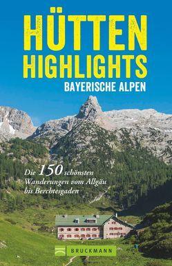 Hütten-Highlights Alpen