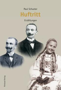 Huftritt von Kostka,  Jürgen, Schuster,  Paul