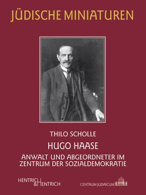 Hugo Haase von Scholle,  Thilo