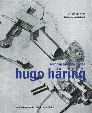 Hugo Häring von Joedicke,  Jürgen, Lauterbach,  Heinrich