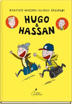 Hugo & Hassan von Aakeson,  Kim Fupz, Bregnhoi,  Rasmus, Gehm,  Franziska