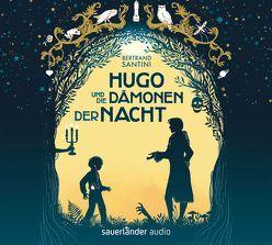 Hugo und die Dämonen der Nacht von Jacoby,  Edmund, Kaminski,  Stefan, Santini,  Bertrand