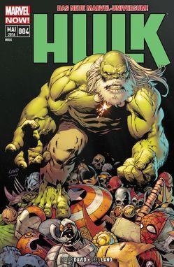 Hulk von David,  Peter Allen, Land,  Greg