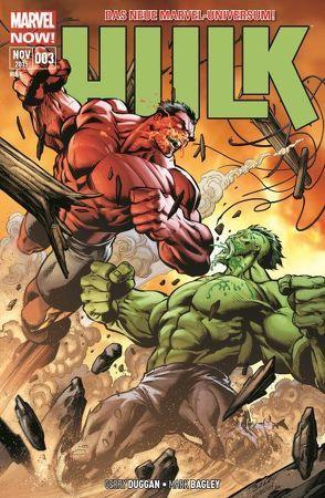 Hulk von Bagley,  Mark, Waid,  Mark