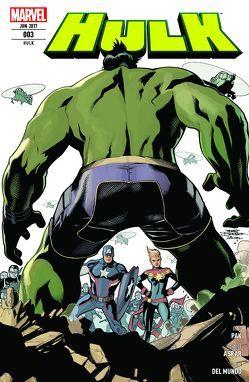 Hulk von Choi,  Mike, Pak,  Greg