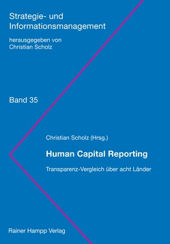 Human Capital Reporting von Scholz,  Christian