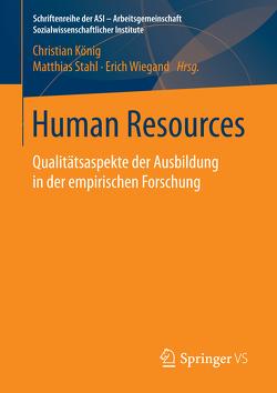 Human Resources von Koenig,  Christian, Stahl,  Matthias, Wiegand,  Erich