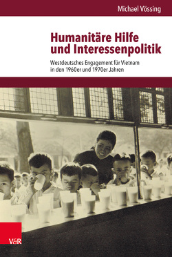 Humanitäre Hilfe und Interessenpolitik von Vössing,  Michael