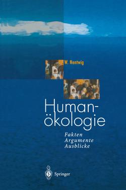 Humanökologie von Nentwig,  Wolfgang
