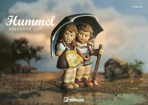 Hummel 2021 – Wand-Kalender – 42×29,7 von Hummel,  Maria Innocenta