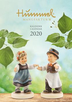 Hummel Kalender 2020 von PLASSEN Verlag