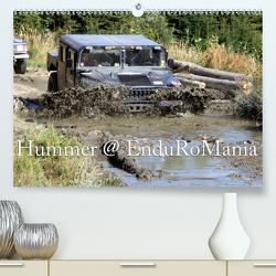 Hummer @ EnduRoMania (Premium, hochwertiger DIN A2 Wandkalender 2021, Kunstdruck in Hochglanz) von Morariu,  Sergio