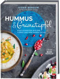 Hummus & Granatapfel von Bergum,  Vidar, Kitapcı,  Bahar