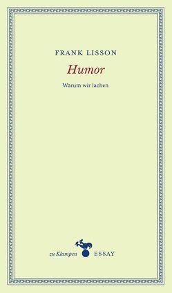 Humor von Hamilton,  Anne, Lisson,  Frank