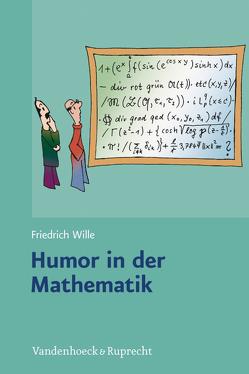 Humor in der Mathematik von Wille,  Friedrich