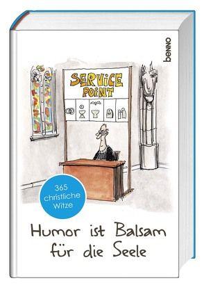 Humor ist Balsam für die Seele