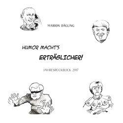 Humor macht's erträglicher! von Dägling,  Marion
