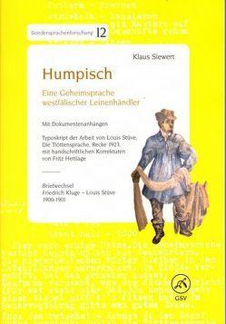 Humpisch von Siewert,  Klaus