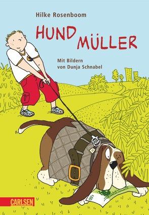 Hund Müller von Rosenboom,  Hilke, Schnabel,  Dunja