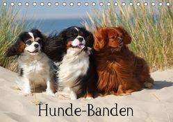 Hunde-Banden (Tischkalender 2019 DIN A5 quer) von Wegner,  Petra
