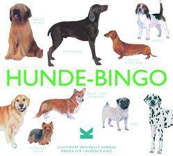Hunde-Bingo von Horner,  Polly