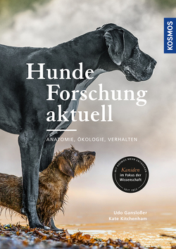 Hunde-Forschung aktuell von Ganslosser,  Udo, Kitchenham,  Kate