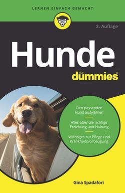 Hunde für Dummies von Spadafori,  Gina