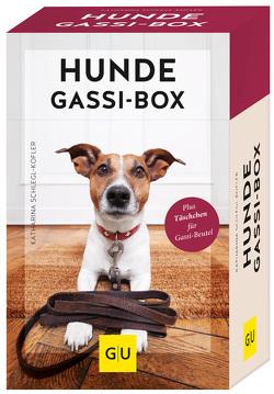 Hunde-Gassi-Box von Schlegl-Kofler,  Katharina