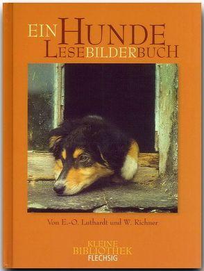 Hunde LeseBilderBuch von Luthardt,  Ernst O, Richner,  Werner